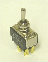HY29 DP Toggle switch