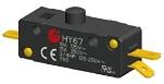 Pushbutton switch HY67