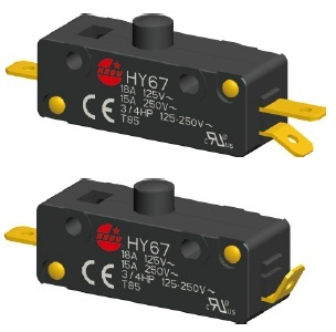 HY67 Pushbutton switch