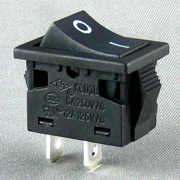 KCD3 Rocker switch