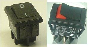 KND2 Rocker switch