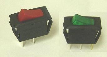 RL1-5 Rocker switch