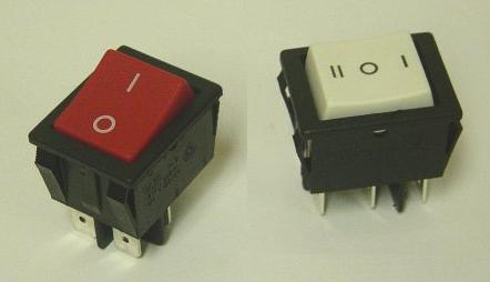 RL1-3 Rocker switch