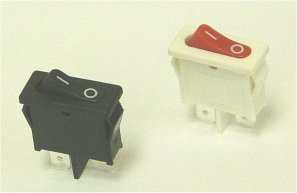 RL3-4S Rocker switch