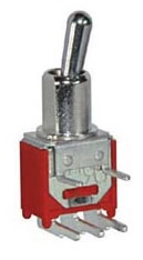 SMS Toggle switch
