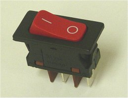 YSR-15 Water resistant Rocker switch