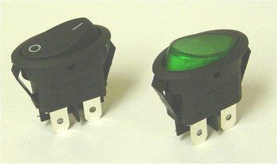 YSR-34 Rocker switch