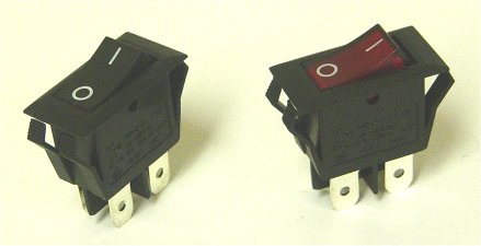 YSR-9 Rocker switch